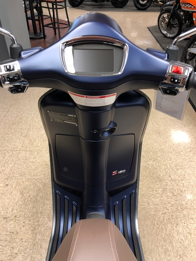 2019 Vespa PRIMAVERA S 150 4T4V PRIMAVERA S 150 4T4V at Sloans Motorcycle ATV, Murfreesboro, TN, 37129