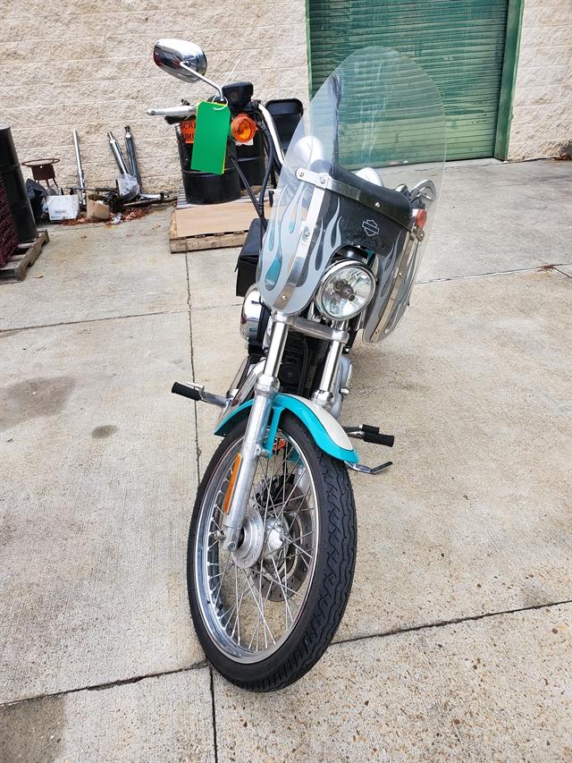 2005 Harley-Davidson Sportster 883 Custom at Hampton Roads Harley-Davidson