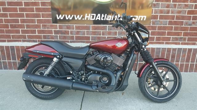 2016 Harley-Davidson Street 750 at Harley-Davidson® of Atlanta, Lithia Springs, GA 30122