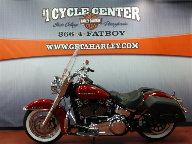 2018 Harley-Davidson Softail Deluxe at #1 Cycle Center Harley-Davidson