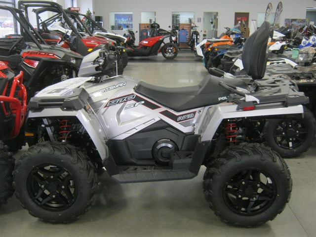 2019 Polaris Sportsman Touring 570 SP Base at Brenny's Motorcycle Clinic, Bettendorf, IA 52722