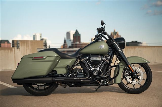2021 Harley-Davidson Grand American Touring Road King Special at Arkport Cycles