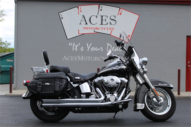 2003 Harley-Davidson FLSTC Anniversary at Aces Motorcycles - Fort Collins