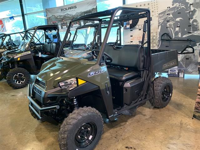 2020 Polaris Ranger 500 Base at Kent Powersports of Austin, Kyle, TX 78640