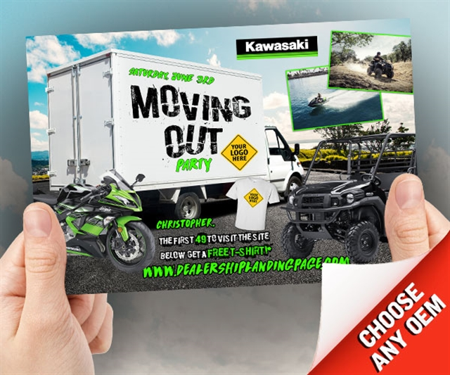 Moving Out Party Powersports at PSM Marketing - Peachtree City, GA 30269