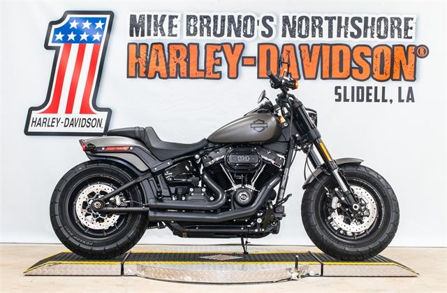 2018 Harley-Davidson Softail Fat Bob 114 at Mike Bruno's Northshore Harley-Davidson