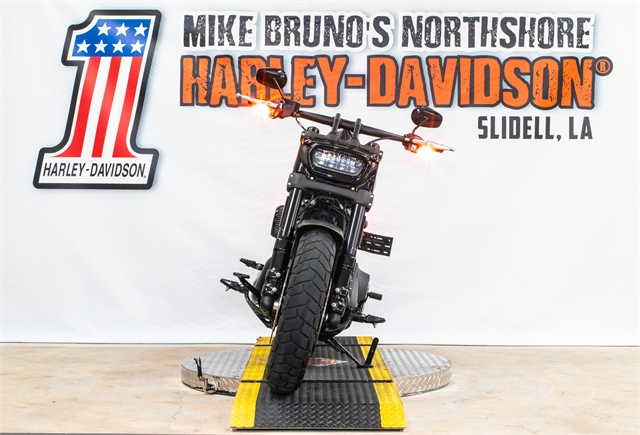 2018 Harley-Davidson Softail Fat Bob 114 at Mike Bruno's Northshore Harley-Davidson