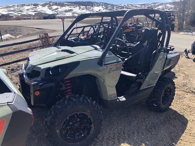 2020 Can-Am Commander DPS 800R at Power World Sports, Granby, CO 80446