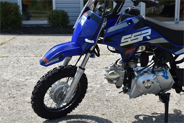 2021 SSR Motorsports SR70 AUTO at Thornton's Motorcycle - Versailles, IN