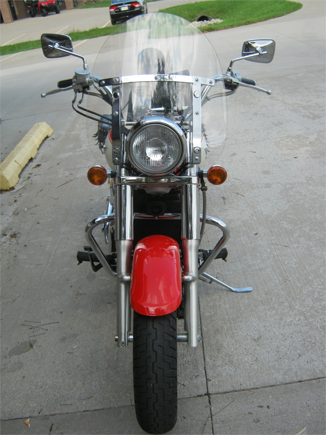 1996 Kawasaki VN800 Vulcan Classic at Brenny's Motorcycle Clinic, Bettendorf, IA 52722