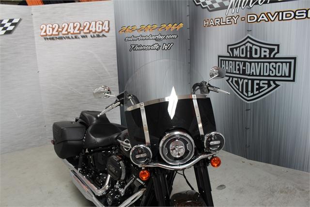2019 Harley-Davidson Softail Heritage Classic 114 at Suburban Motors Harley-Davidson