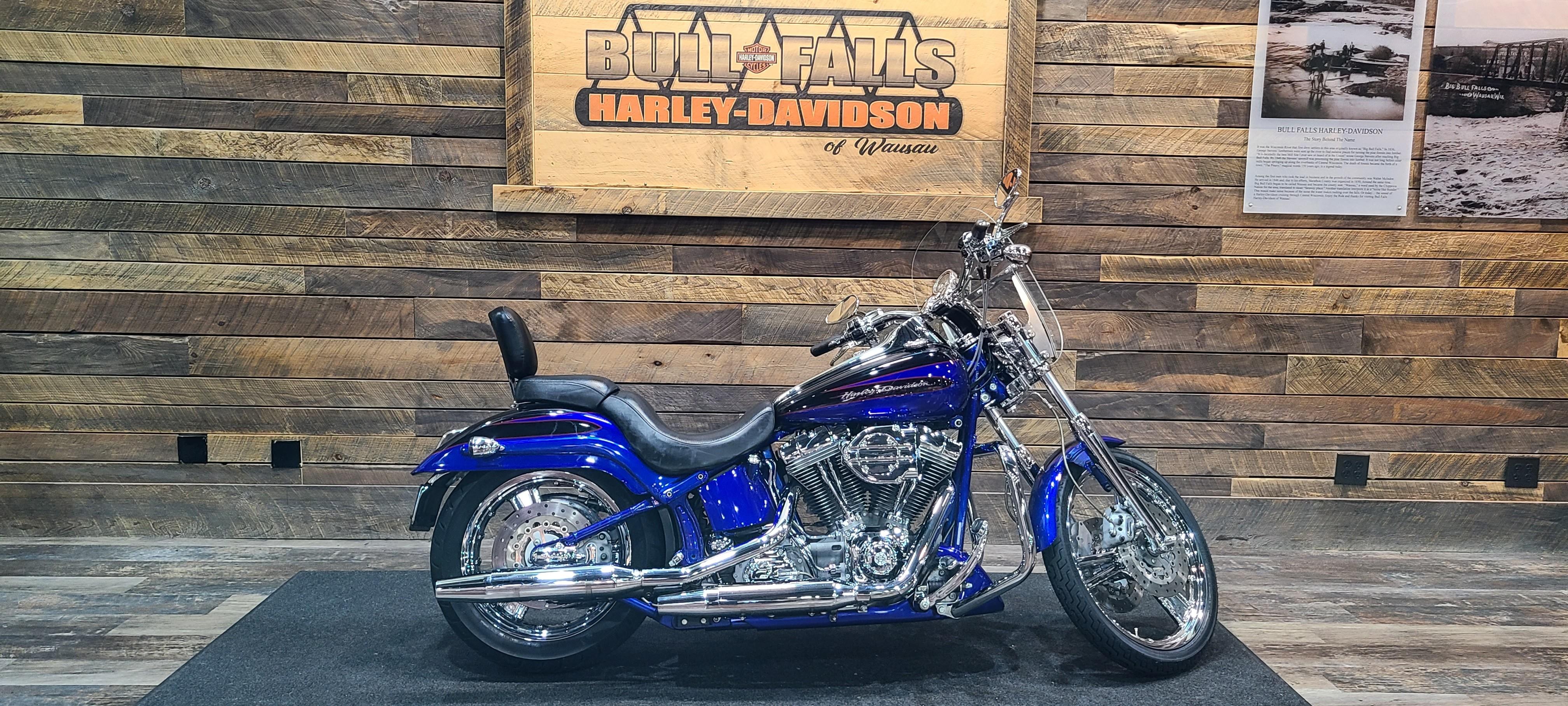 2004 Harley-Davidson FXSTDSE at Bull Falls Harley-Davidson