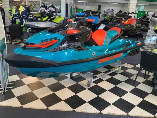 2019 Sea-Doo Wake Pro 230 Pro 230 at Jacksonville Powersports, Jacksonville, FL 32225