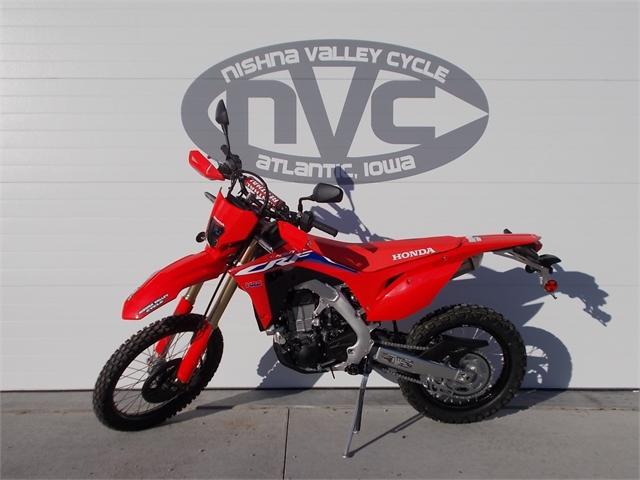 2021 Honda CRF450RL CRF450RL at Nishna Valley Cycle, Atlantic, IA 50022