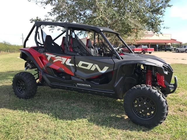 2020 Honda Talon 1000X-4 at Dale's Fun Center, Victoria, TX 77904