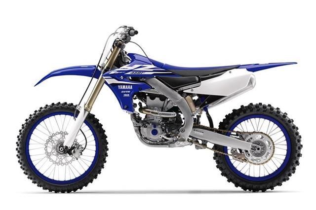 2018 Yamaha YZ 450F at Lynnwood Motoplex, Lynnwood, WA 98037