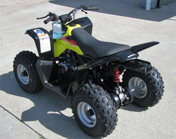2017 Suzuki QuadSport Z90 at Lincoln Power Sports, Moscow Mills, MO 63362