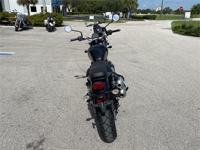 2022 Triumph Street Scrambler Base at Fort Myers