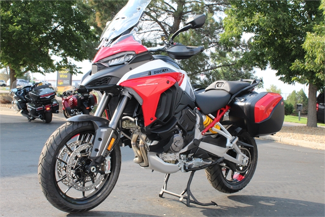 2022 DUCATI Multistrada V4 S Full at Aces Motorcycles - Fort Collins