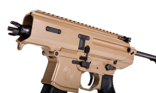 2019 Sig Sauer MPX Copperhead at Harsh Outdoors, Eaton, CO 80615