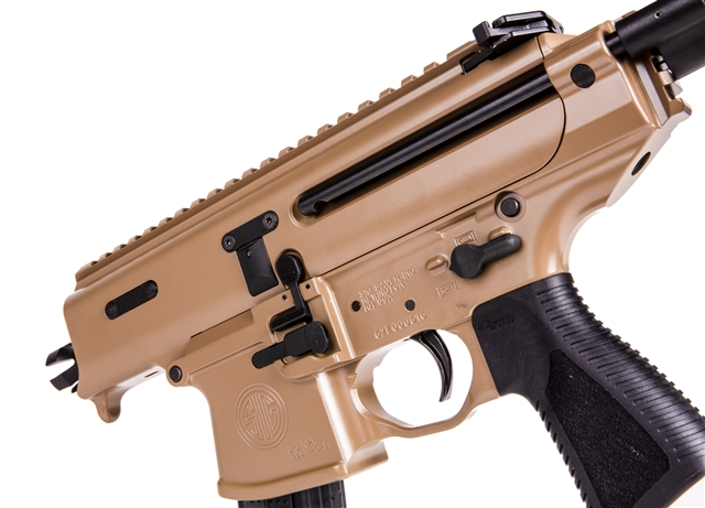 2019 Sig Sauer MPX at Harsh Outdoors, Eaton, CO 80615