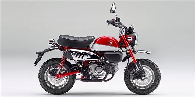 2021 Honda Monkey ABS at Bettencourt's Honda Suzuki