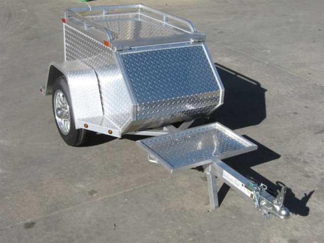 2020 Aluma Motorcycle Trailers MCT Towable Motorcycle Trailer at Nishna Valley Cycle, Atlantic, IA 50022