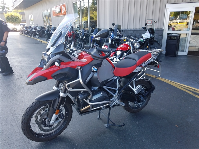 2018 BMW R1200 GS Adv 1200 GS Adventure at Lynnwood Motoplex, Lynnwood, WA 98037