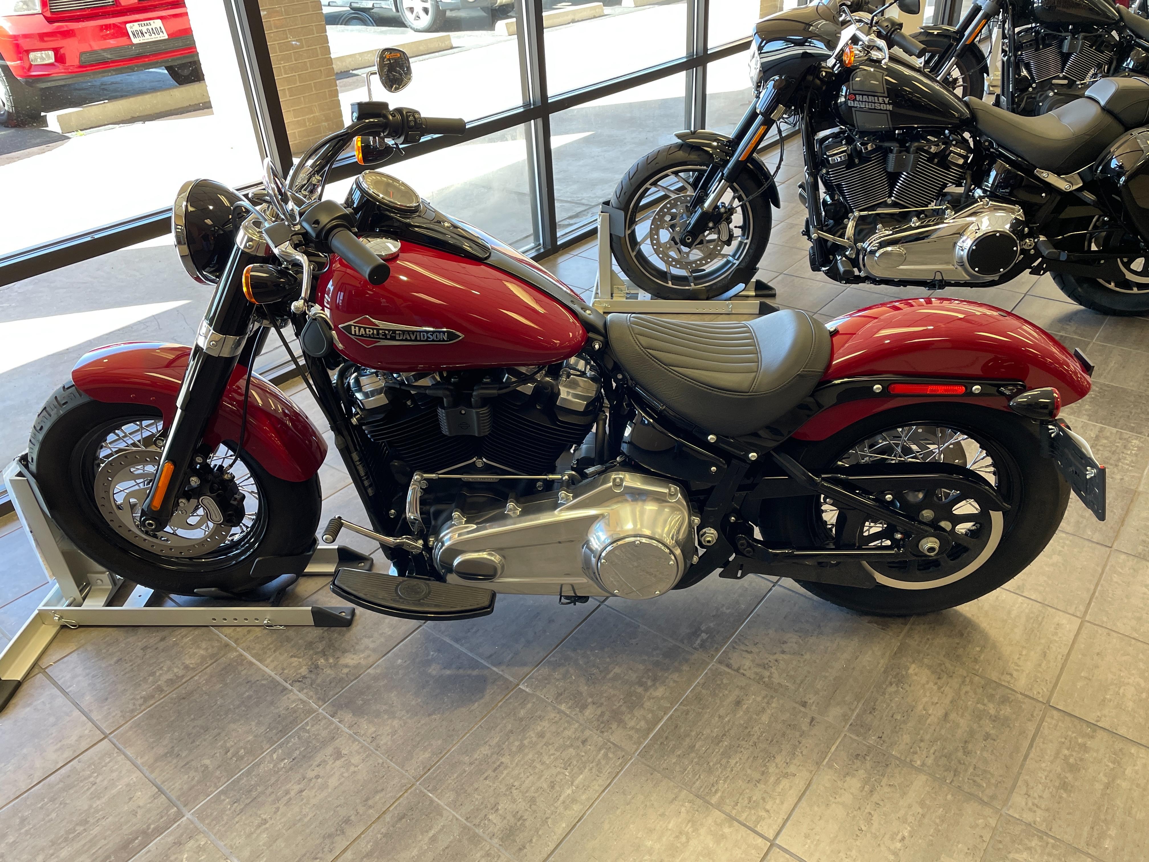 2021 Harley-Davidson Softail Slim Softail Slim at Tripp's Harley-Davidson