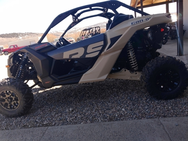 2021 Can-Am Maverick X3 RS TURBO R at Power World Sports, Granby, CO 80446