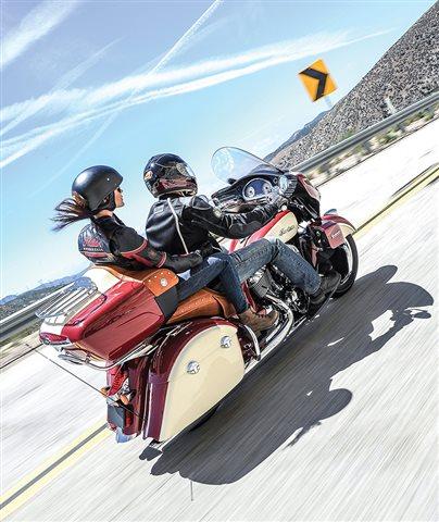 2016 Indian Roadmaster Base at Pikes Peak Indian Motorcycles