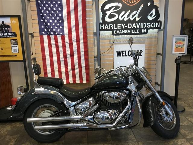 2004 Suzuki Intruder Volusia at Bud's Harley-Davidson