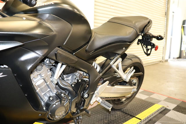 2016 Honda CBR 650F at Used Bikes Direct