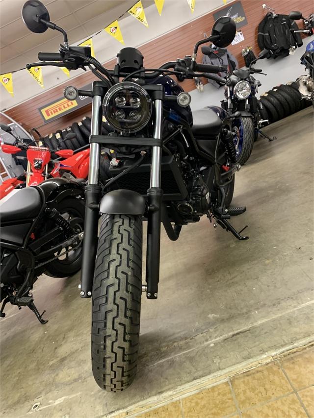 2021 Honda Rebel 300 ABS at Southern Illinois Motorsports