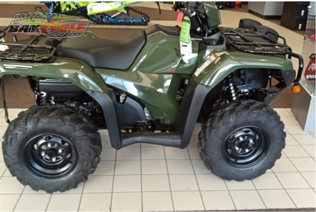 2019 Honda FourTrax Foreman Rubicon 4x4 Automatic DCT at Bay Cycle Sales