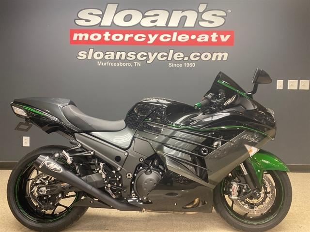 2019 Kawasaki Ninja ZX-14R ABS at Sloans Motorcycle ATV, Murfreesboro, TN, 37129