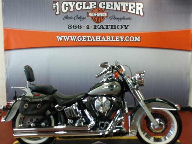 1996 Harley-Davidson FLSTN at #1 Cycle Center Harley-Davidson