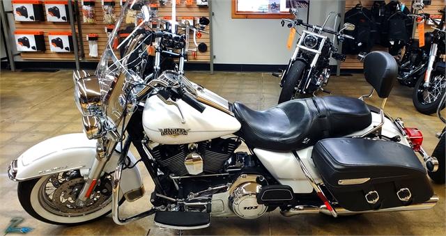 2013 Harley-Davidson Road King Classic at Zips 45th Parallel Harley-Davidson