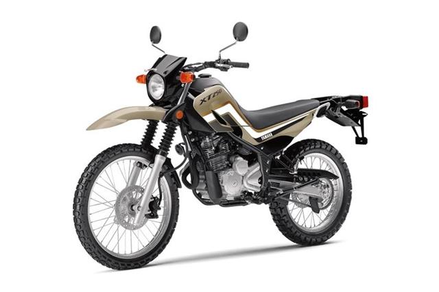 2019 Yamaha XT 250 at Lynnwood Motoplex, Lynnwood, WA 98037