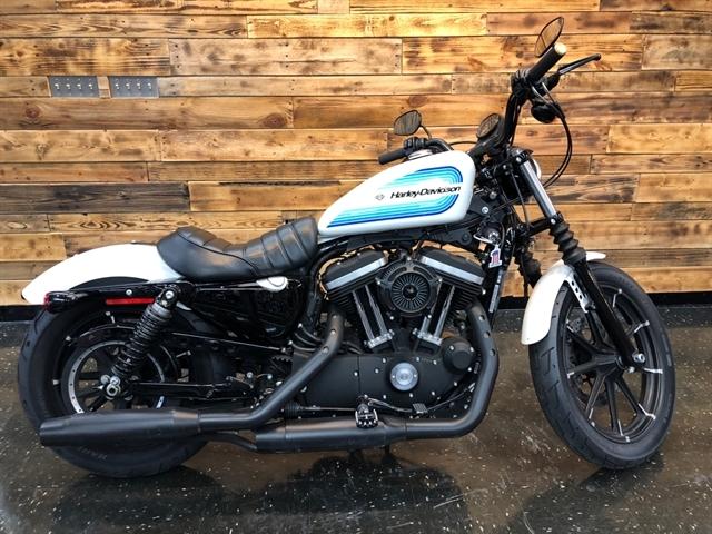 2016 Harley-Davidson Sportster Iron 883 at Holeshot Harley-Davidson
