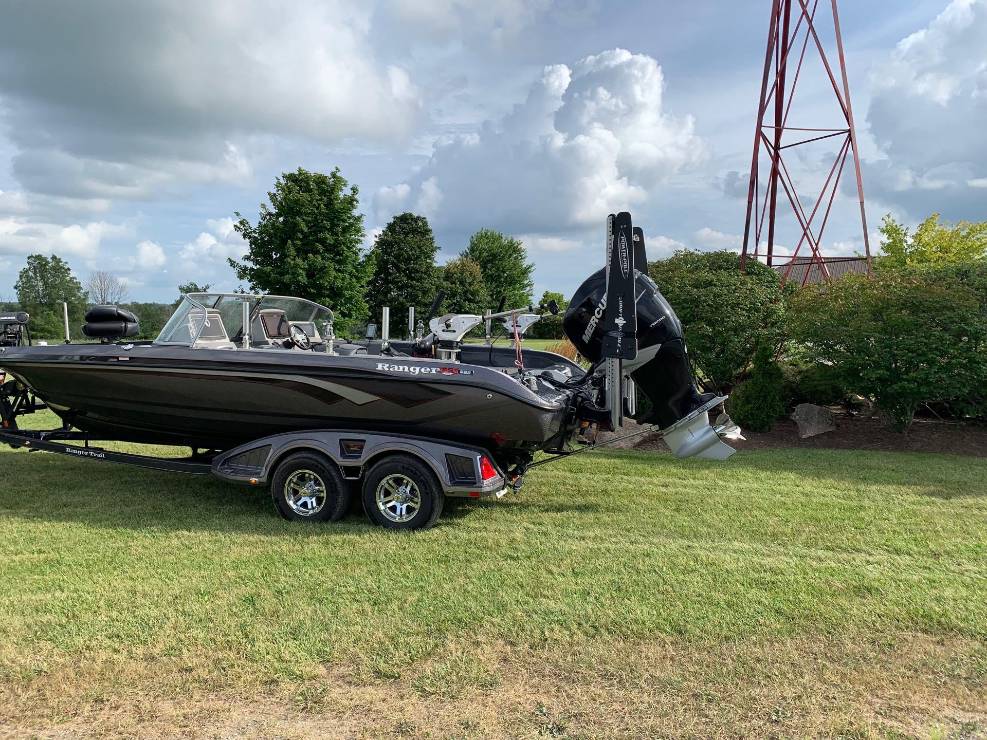 2020 Ranger Fisherman 622 PRO at DT Powersports & Marine