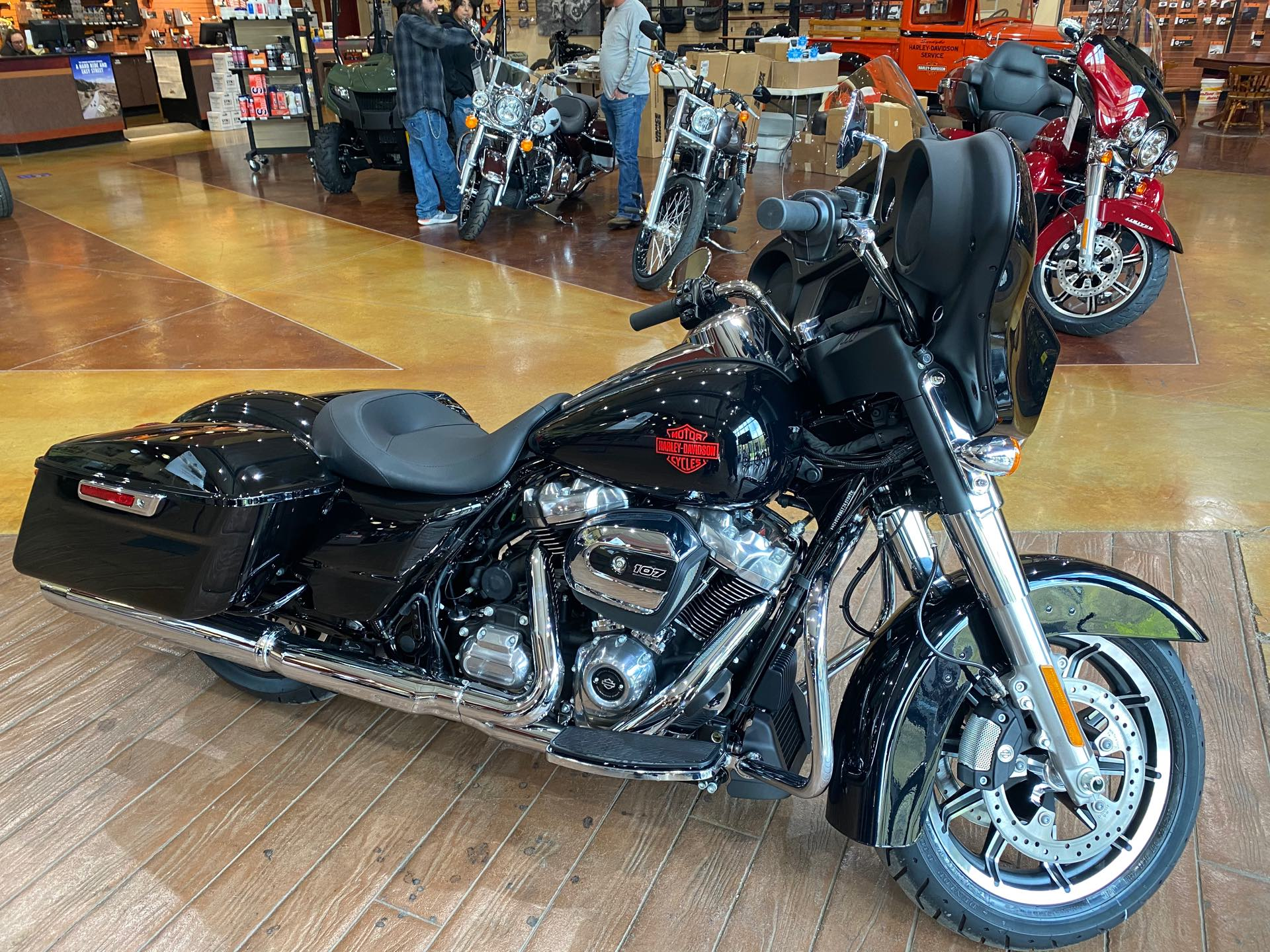 2021 Harley-Davidson Touring FLHT Electra Glide Standard at Gold Star Harley-Davidson