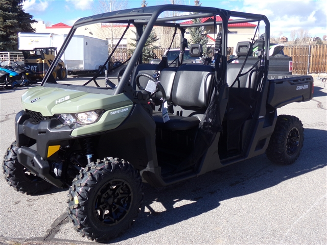 2019 Can-Am Defender MAX DPS HD8 at Power World Sports, Granby, CO 80446