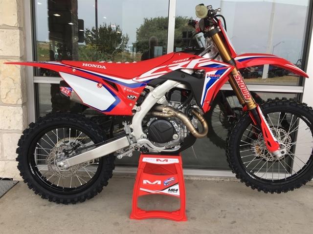 2020 Honda CRF 450RWE at Kent Motorsports, New Braunfels, TX 78130