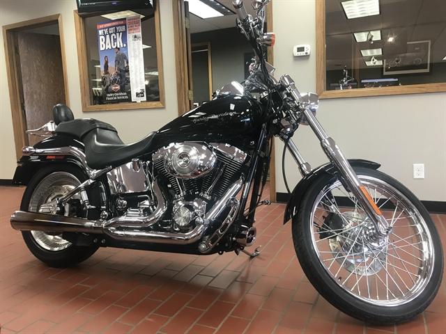 2001 Harley-Davidson FXSTDI at Rooster's Harley Davidson