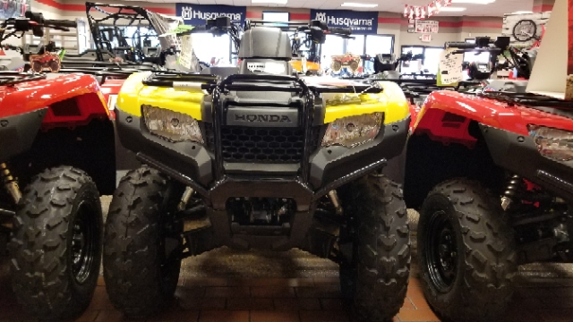 2018 Honda FourTrax Rancher 4X4 Automatic DCT IRS EPS at Mungenast Motorsports, St. Louis, MO 63123
