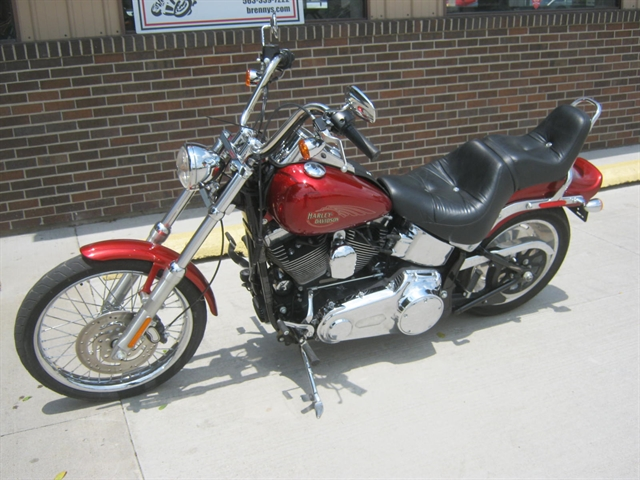 2008 Harley-Davidson FXSTC - Softail Custom at Brenny's Motorcycle Clinic, Bettendorf, IA 52722