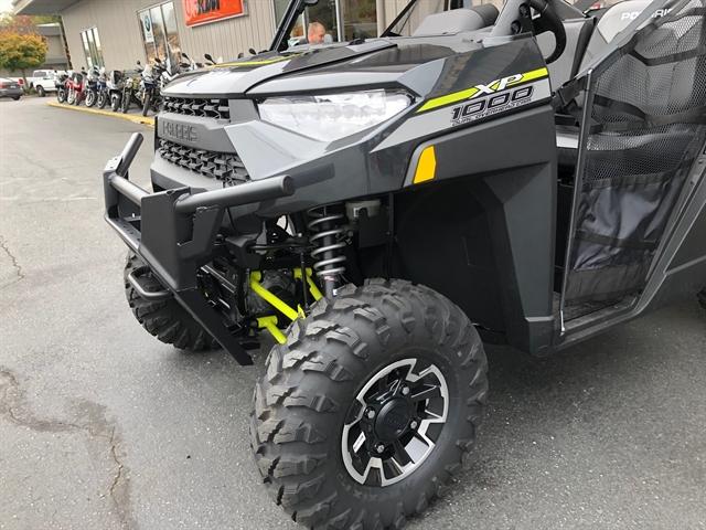 2019 Polaris Ranger XP 1000 EPS Premium at Lynnwood Motoplex, Lynnwood, WA 98037