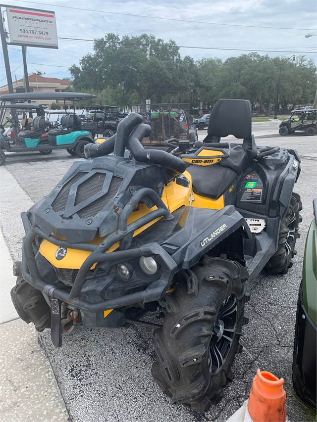 2014 Can-Am Outlander 1000 X mr at Powersports St. Augustine