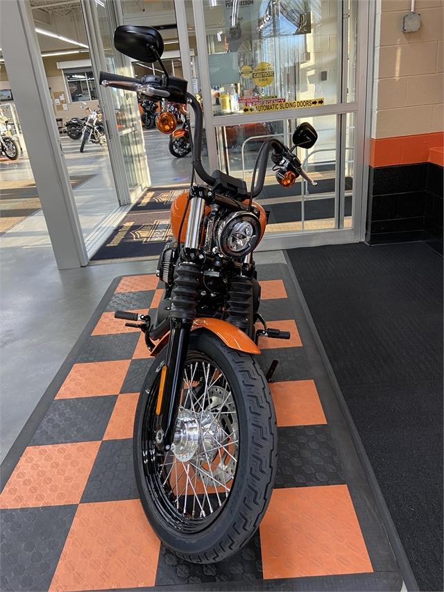2021 Harley-Davidson Cruiser FXBBS Street Bob 114 at Hampton Roads Harley-Davidson